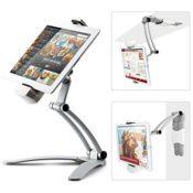 iKross Tablet Tisch- & Wandhalterung