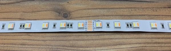 Der RGB+CCT LED-Trading Lichtband mit 5050 SMD LEDs im Detail