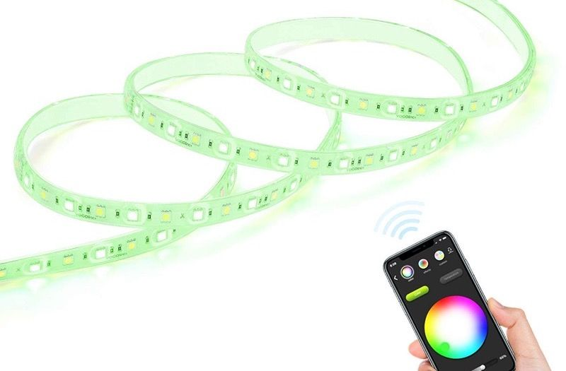 VOCOlink LS1 - Apple HomeKit kompatibles WLAN RGB LED Lichtband