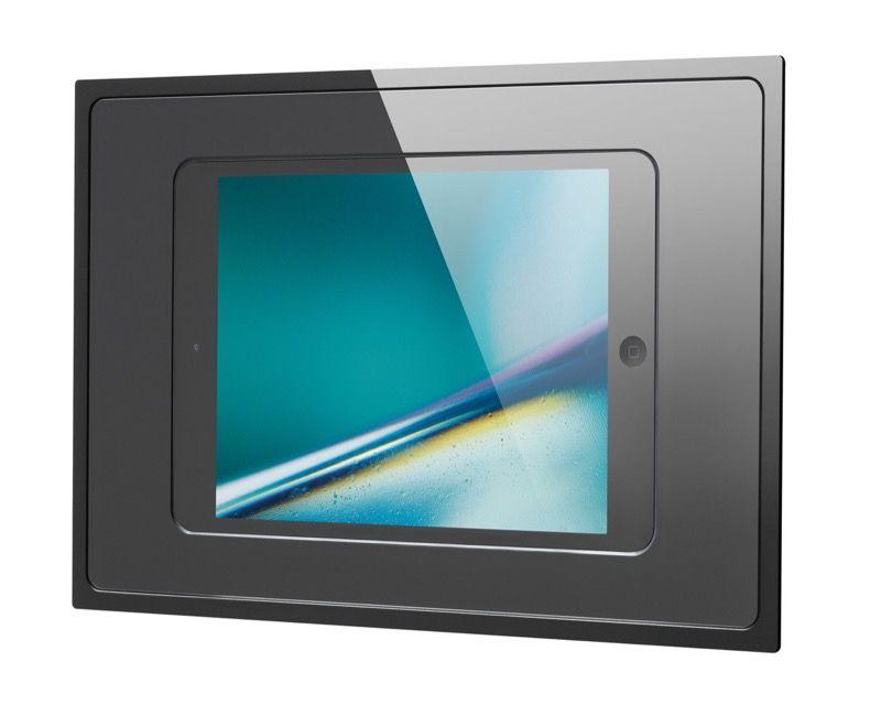 iRoom fixDock - Unterputz iPad Wandhalterung