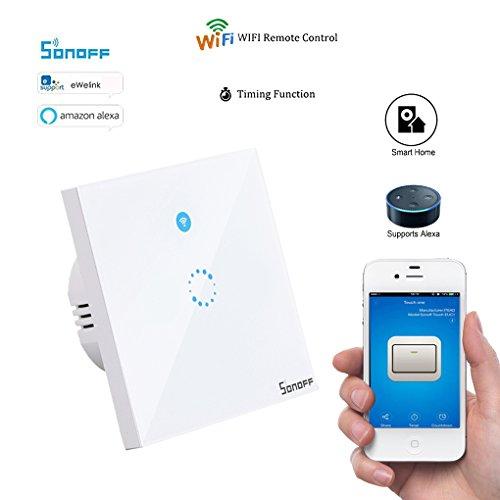 WLAN Lichtschalter Sonoff T1 Smart