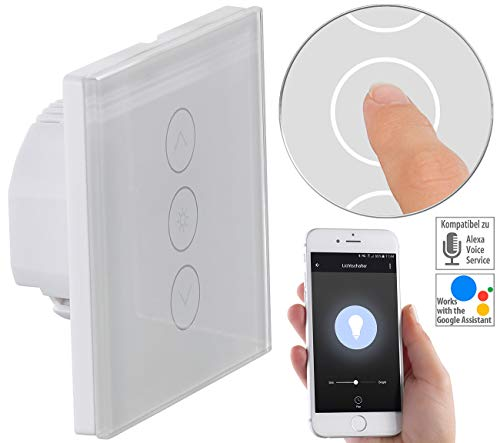 Luminea Home Control - WLAN Lichtschalter & Dimmer