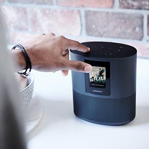 Bose Home Speaker500 mit integrierter Amazon Alexa-Sprachsteuerung