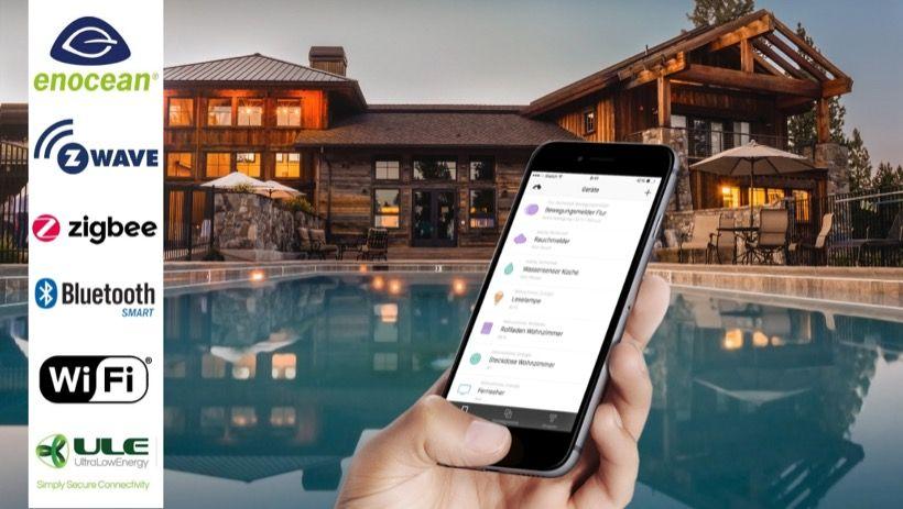 Smart Home Funkstandards für die Hausautomatisierung in der Übersicht