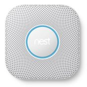 Nest Protect 2 nd Generation Smoke + Kohlenmonoxid Alarm, S3000BWGB - 1