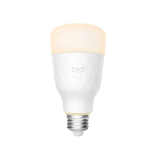 Yeelight Smart dimmbare E27 WLAN LED-Lampe
