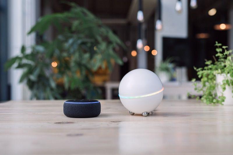 Homey Zentrale Kompatibel mit Amazon Alexa