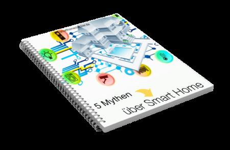 """eBook zum Download """"5 Mythen Über Smart Home"""""""