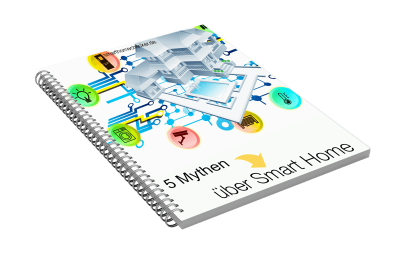 "eBook zum Download ""5 Mythen Über Smart Home"""