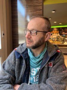 Über Uns >> Gruender und Blogger Friedrich Schnell