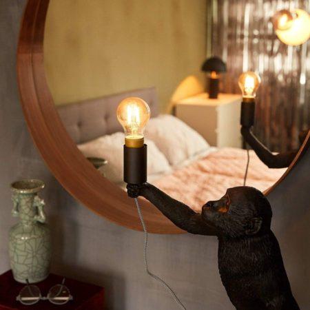 Innr Filament Lampen in der Schlafzimmer Leuchte