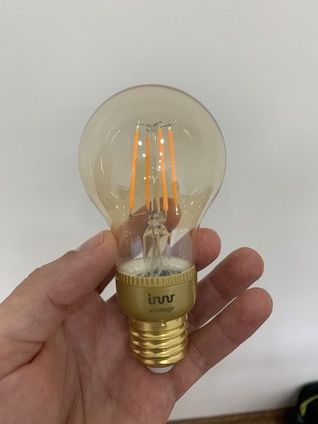 Innr Filament Vintage ZigBee LED-Lampe im Test