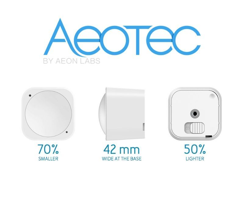 Aeotec Z-Wave Plus Multisensor-6