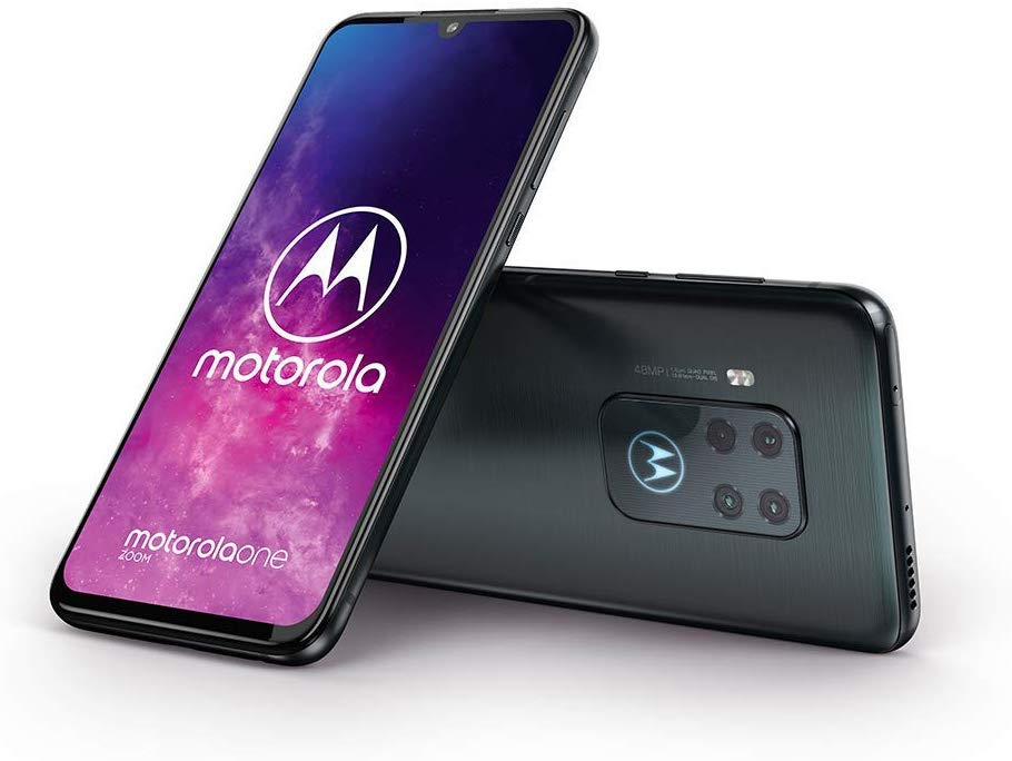 Motorola One Zoom mit Alexa Hands-Free Funktion