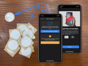 NFC am iPhone nutzen - Mit NFC-Tags und Apple Pay