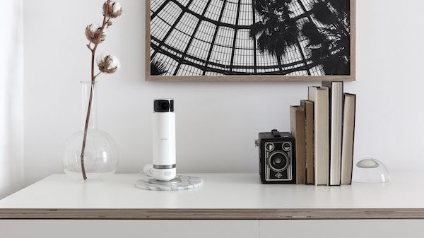 Bosch Smart Home 360 Innenkamera Alexa und Google Assistant kompatibel