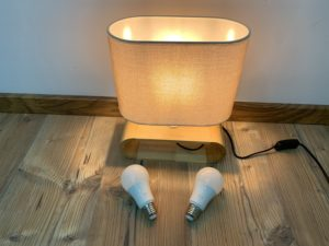 innr E27 RGBW LED Lampe im Test
