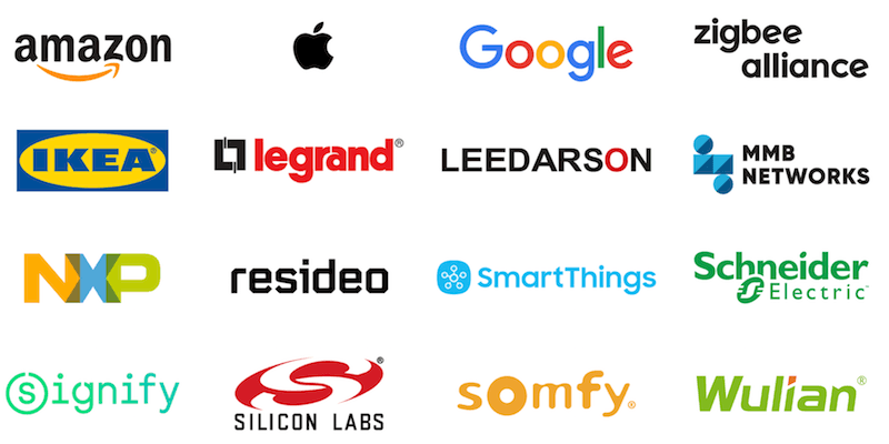 Connected Home over IP mit Amazon, Google, Apple, ZigBee-Allianz, Signify,Ikea