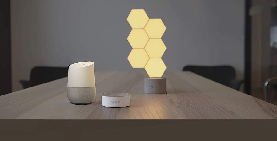 Nanoleaf Alternative Cololight von LifeSmart