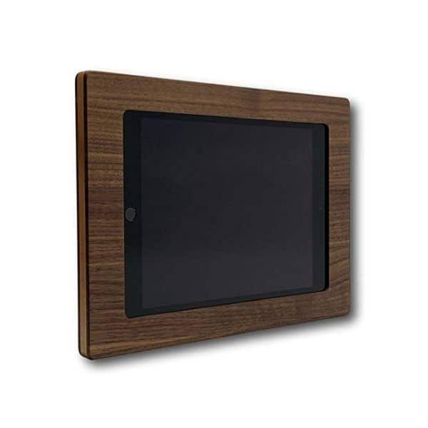 NobleFrames iPad Wandhalterung - Nussbaum