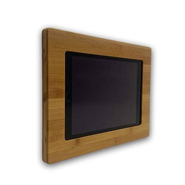 NobleFrames iPad Wandhalterung - Bambus