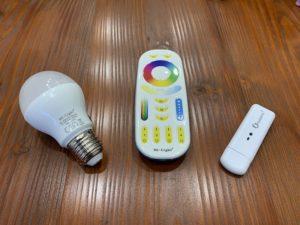 ZigBee RF Bridge für Beleuchtung von MiLight - MiBoxer im Test