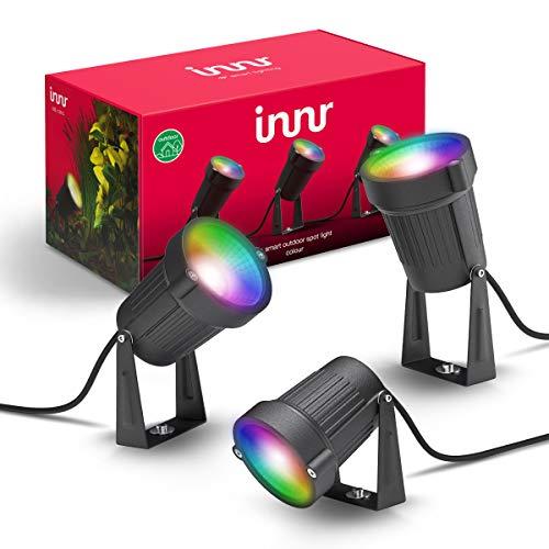 innr Smart outdoor Spot light - Smarte Gartenbeleuchtung - Funktioniert mit Apple HomeKit