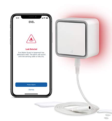 eve Water Guard - Smarter Wassersensor - Funktioniert mit Apple HomeKit