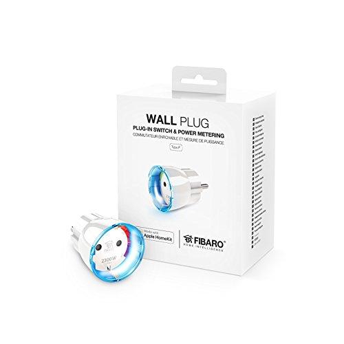 Fibaro HomeKit Wall Plug - Zwischenstecker - Funktioniert mit Apple HomeKit