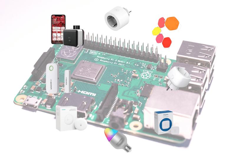 DIY-Smar Home mit ioBroker und Raspberry Pi 3 oder 4