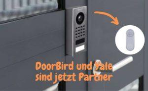 DoorBird und Yale sind jetzt Partner