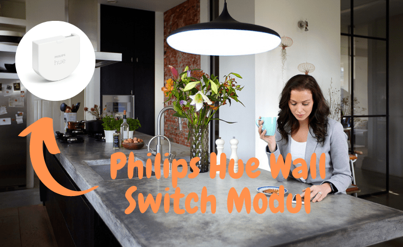 Philips Hue Wall Switch Modul