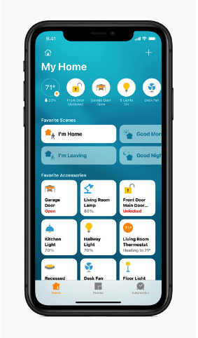 Smart Home mit HomeKit