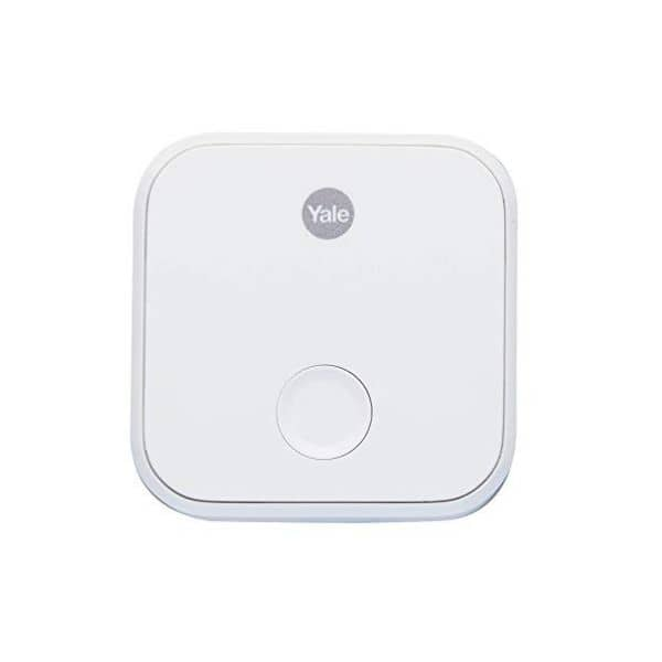 Yale Connect Wi-Fi Bridge - wird für Yale Smart Lock benötigt zum steuern über Alexa, Google Assistant und HomeKit