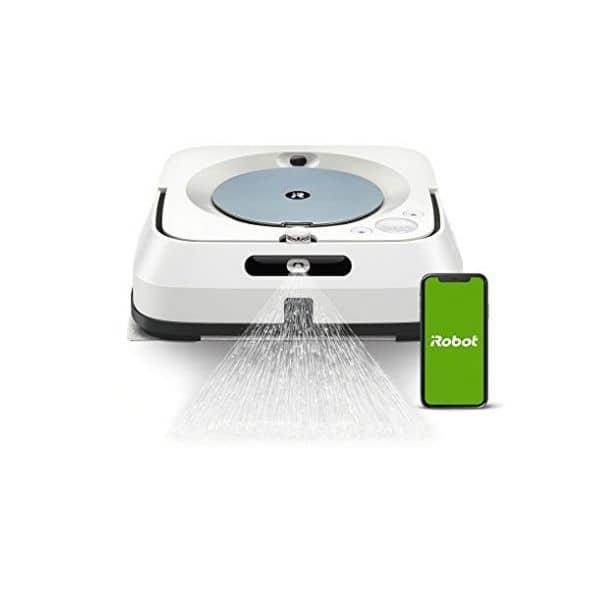 iRobot Braava m6 - Wischroboter-Funktioniert mit Alexa