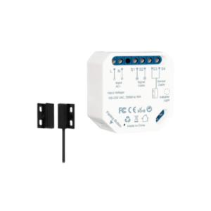 LoraTap smarte 2,4 GHz WLAN Garagentorsteuerung funktioniert mit Google Assistant und Amazon Alexa - Einrichtung über Smart Life App