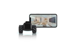 Scout - Ein Überwachungsroboter auf Kickstarter mit 4 Mecanumrädern ist mit KI ausgestattet und sorgt für deine Sicherheit