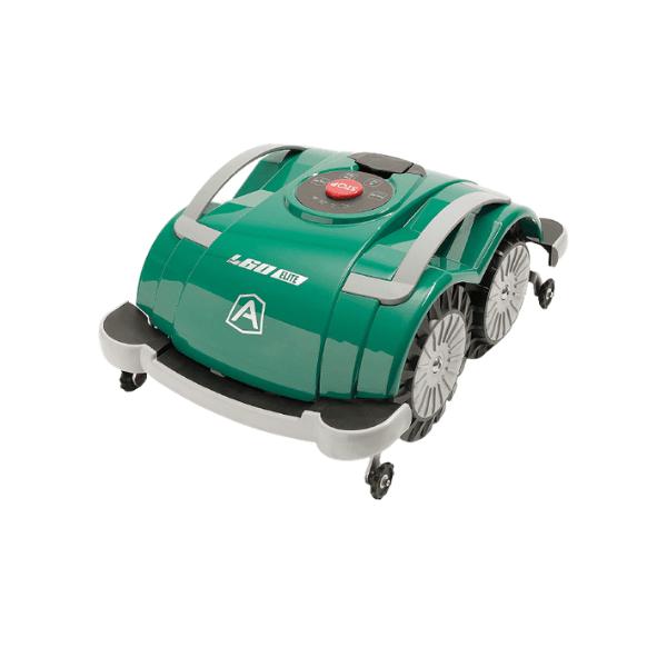 Ambrogio L60 Elite AM060L0K9Z - Rasenmähroboter funktioniert ganz ohne einen Begrenzungsdraht - geeignet bis zu 200 qm Rasenfläche