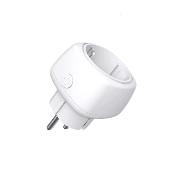 Meross WLAN MINI Steckdose - Kompatibel mit Apple HomeKit, Amazon Alexa, Google Assistant und Samsung SmartThings