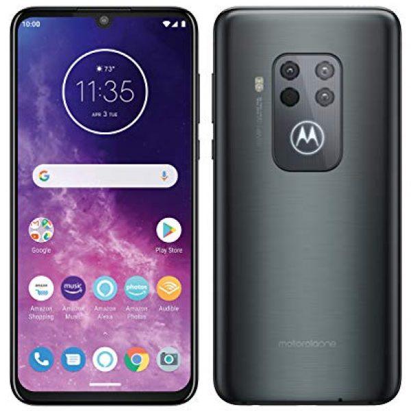 Motorola One Zoom mit Alexa Hands-Free