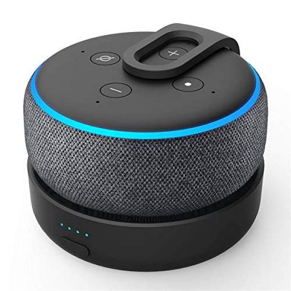 GGMM D3 Powerbank für Echo Dot 3