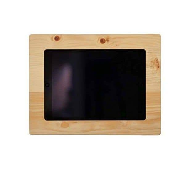 NobleFrames iPad Wandhalterung - Zirbenholz