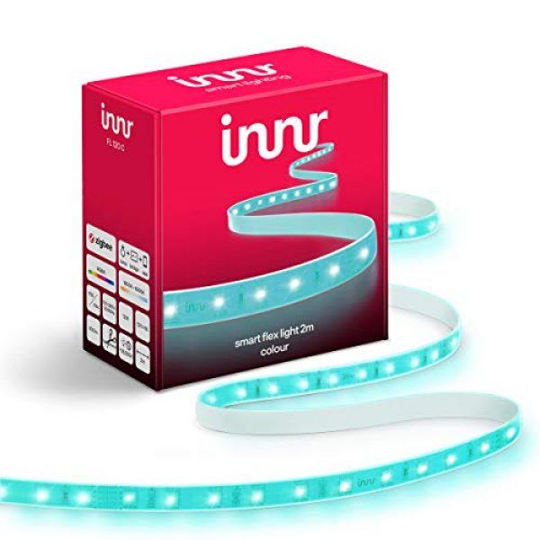 innr Flex Light Color - 2m LED Streifen - Funktioniert mit Apple HomeKit