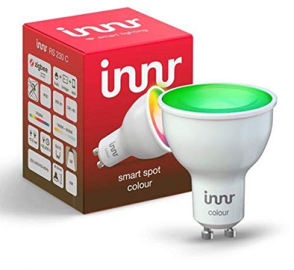 innr Gu 10 - Smart LED - Spot - color - Funktioniert mit Apple HomeKit