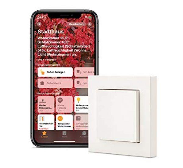 eve Light Switch - Smarter Lichtschalter - Funktioniert mit Apple HomeKit