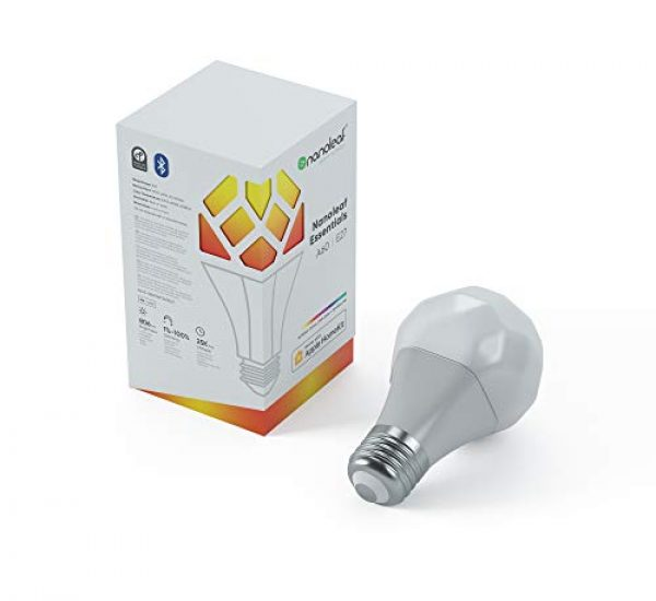 Nanoleaf Essentials E27 HomeKit Thread LED-Lampe