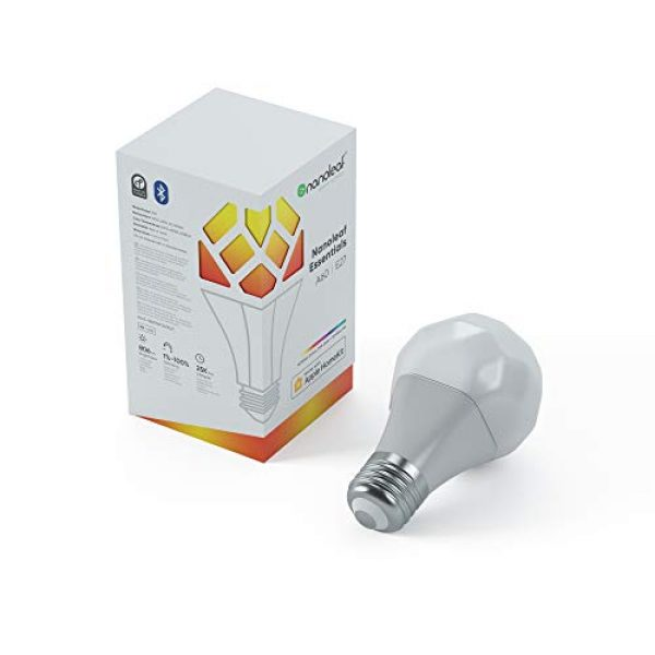 Nanoleaf Essentials E27 HomeKit Thread LED-Lampe
