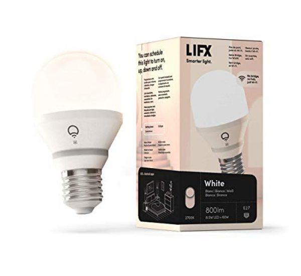 Lifx white WLAN LED-Lampe - HomeKit kompatibel