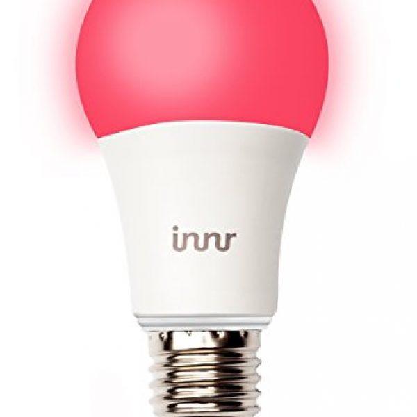 Innr E27 LED-Lampe als Philips Hue Alternative