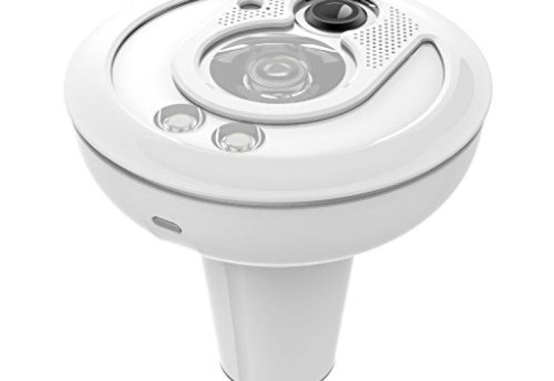 SENGLED Snap LED Lampe mit integrierten IP Sicherheitskamera